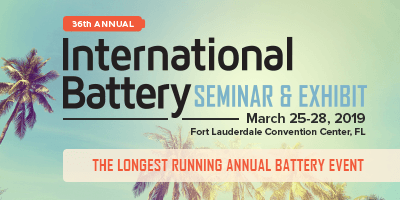 International Battery Seminar